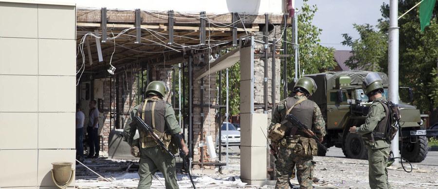 Niebezpieczny terrorysta został zatrzymany w Czeczenii - poinformował lider republiki Ramzan Kadyrow. Mężczyzna miał należeć do ugrupowania współpracującego z Państwem Islamskim.