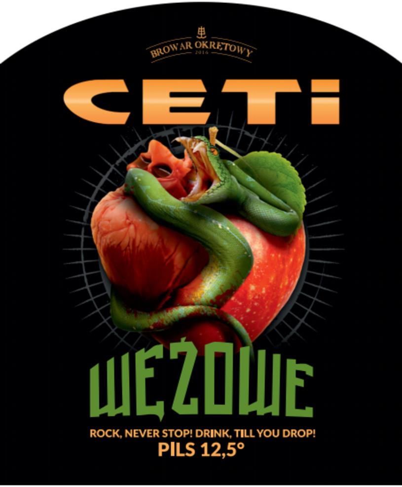 Do grona zespołów mogących pochwalić się swoim piwem dołączyła właśnie poznańska grupa CETI.