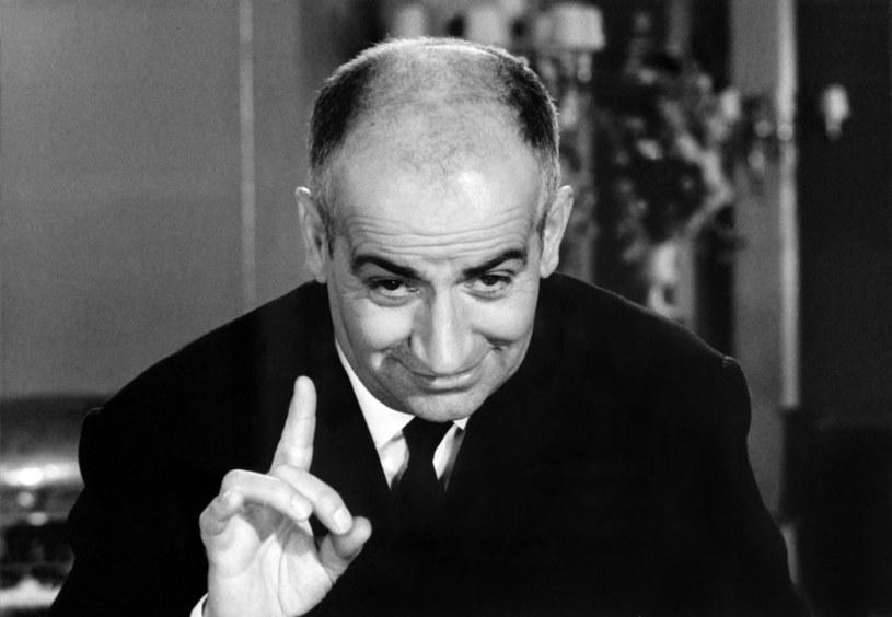 """W filmach potrafił w niezwykły sposób zdominować każdą scenę swoją osobą. Prywatnie Louis de Funès, gwiazda filmów """"Żandarm z Saint-Tropez"""", """"Oskar"""", """"Skrzydełko czy nóżka"""", był cichym i nieśmiałym człowiekiem."""