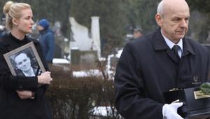 Pogrzeb Tomasza Kality. Prezydent Duda złożył kondolencje żonie