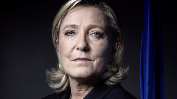 """Marine Le Pen ogłosiła, że w Europie powstaje """"nowy świat"""""""