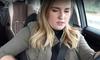 Prowadziła samochód i… Śmierć podczas transmisji na żywo