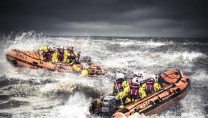 Akcje ratunkowe na morzu