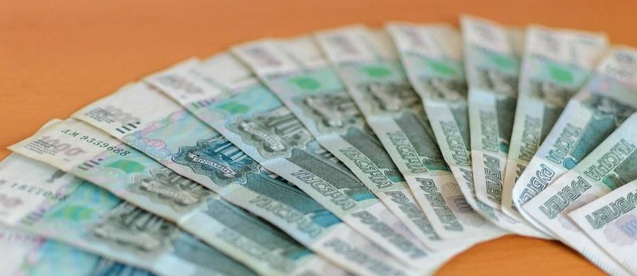 Od 1 marca rosyjski rubel stanie się oficjalnym środkiem płatniczym w Ługańskiej Republice Ludowej - podały władze tej samozwańczej republiki na wschodzie Ukrainy.