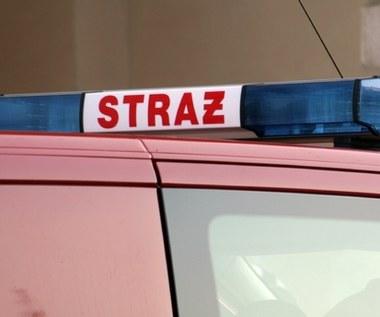 Wybuch gazu w Białogardzie. 1 osoba trafiła do szpitala