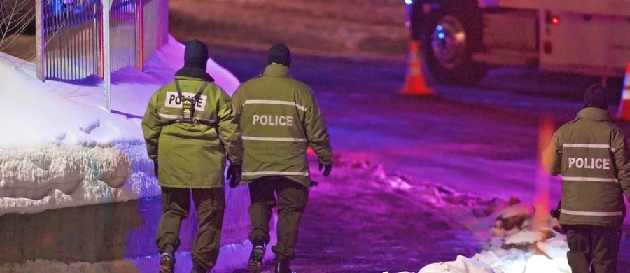 Atak Na Meczet Photo: Atak Na Meczet W Quebecu. Jest Jeden Podejrzany