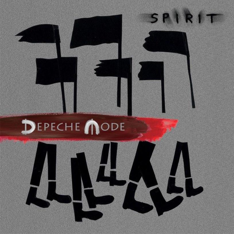 """Poniżej możecie sprawdzić pierwszy singel """"Where's The Revolution"""" zapowiadający płytę """"Spirit"""" Depeche Mode."""