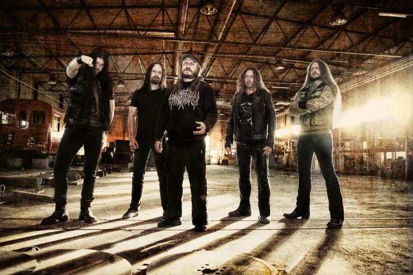 Deathmetalowa supergrupa Firespawn ze Szwecji przygotowała drugi album.