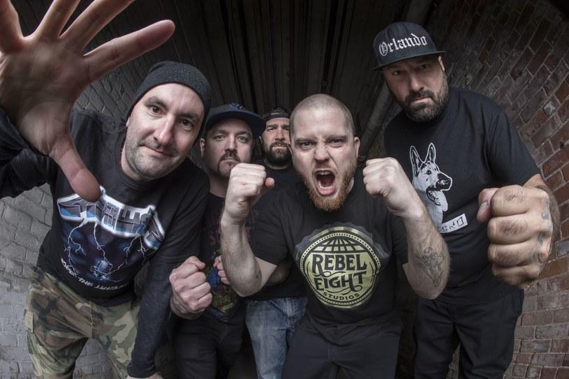 Popularna amerykańska grupa Hatebreed zagra w kwietniu w Warszawie.
