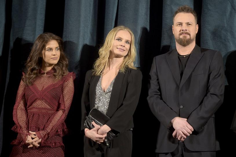 """""""Nie ma do czego porównać tego serialu, bo takiej produkcji jeszcze w Polsce nie było"""" - powiedział Edward Miszczak, dyrektor programowy TVN, podczas premiery serialu """"Belle Epoque"""". Produkcja zadebiutuje 15 lutego w TVN."""