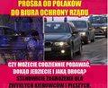 Chamski hejt w sprawie wypadku Beaty Szydło