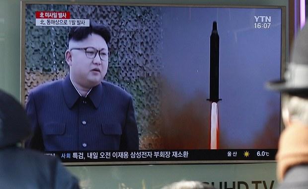 """Korea Północna stanowczo odrzuciła oświadczenie Rady Bezpieczeństwa ONZ, która jednomyślnie potępiła przeprowadzoną w niedzielę przez ten kraj próbę rakietową. Według Pjongjangu wszystkie takie testy to """"środki samoobrony""""."""