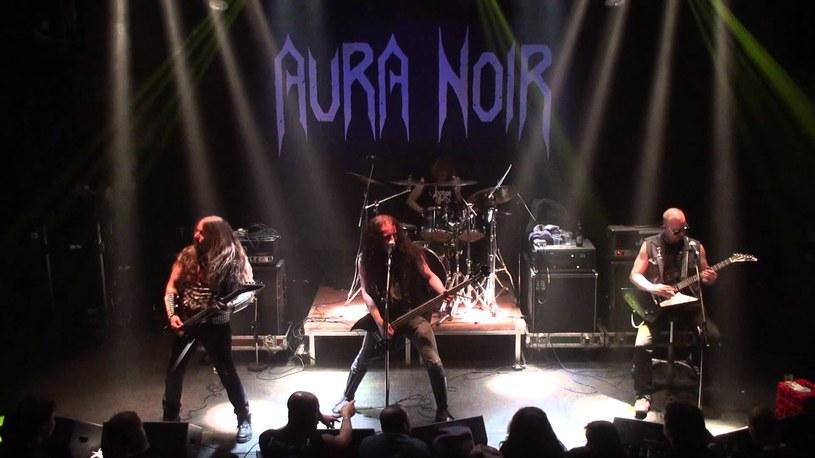 Dobra wiadomość dla fanów black / thrashu. Pod koniec maja w stolicy Wielkopolski zagra norweska formacja Aura Noir.