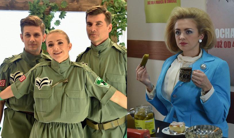 """Żartobliwe dialogi, nieco groteskowa konwencja, nawiązania do kultowych polskich komedii - w ten sposób twórcy """"Kocham Cię, Polsko!"""" zapraszają do oglądania najnowszej edycji programu."""