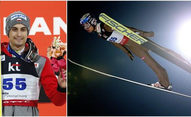 Maciej Kot zwyciężył w konkursie Pucharu Świata w skokach narciarskich w południowokoreańskim Pjongczangu. To jego drugi triumf w karierze. Drugi był Austriak Stefan Kraft, a trzeci Niemiec Andreas Wellinger. W finale w sumie wystąpiło czterech Polaków.