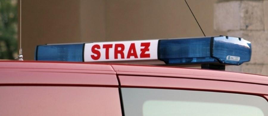 Koniec ewakuacji w zespole szkół w Więcławicach Starych koło Krakowa. W jednej z klas ktoś rozpylił nieznaną substancję.