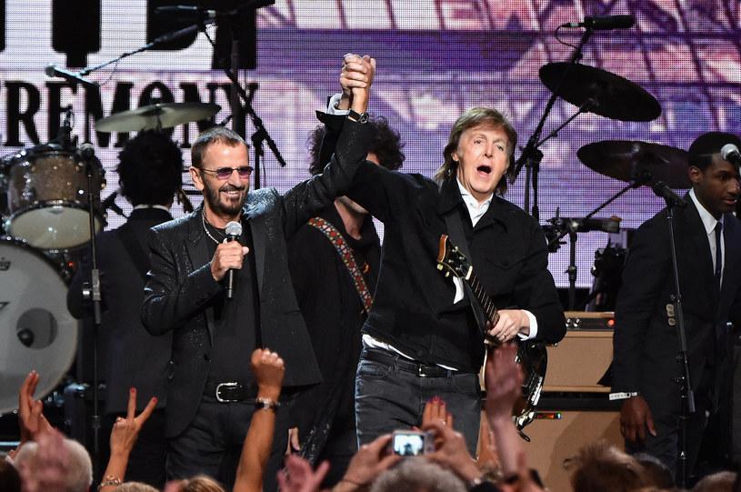 Dwaj żyjący muzycy The Beatles ponownie połączyli siły w studiu.