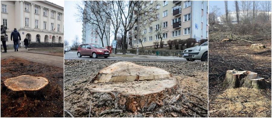 Przepisy dot. wycinki drzew na prywatnych posesjach będą zmienione - zadeklarował prezes PiS Jarosław Kaczyński podczas spotkania z warszawskimi i podwarszawskimi strukturami partii. Według uczestników spotkania, Kaczyński ostro skrytykował resort środowiska za regulacje w tej sprawie.