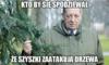 Internauci bezlitośni dla ministra Szyszki