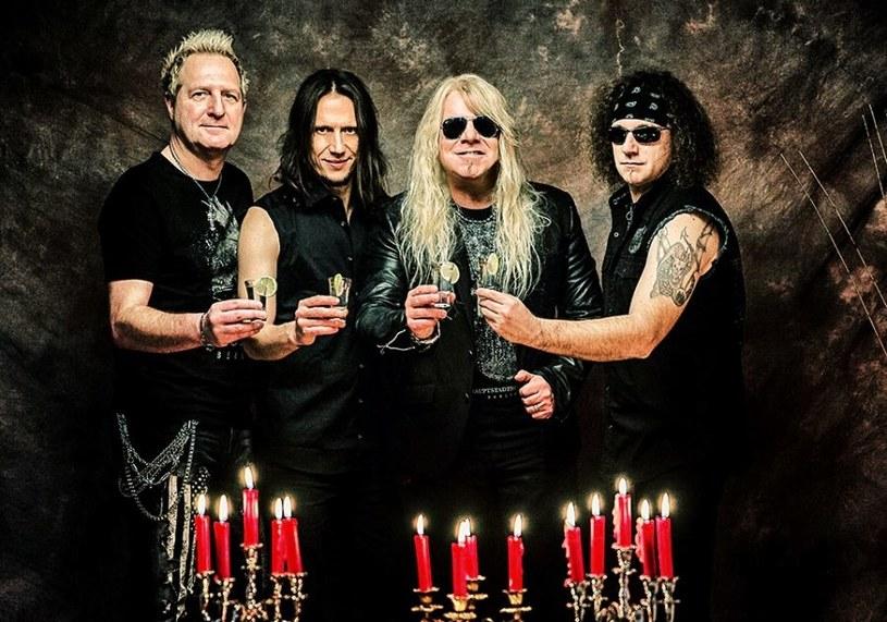 Rockowo-heavymetalowa grupa Sinner z Niemiec nagrała nową płytę.