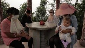 Chiny - ciąża zabroniona