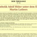 Zbrodnie filozofii ateistycznej w XX wieku.