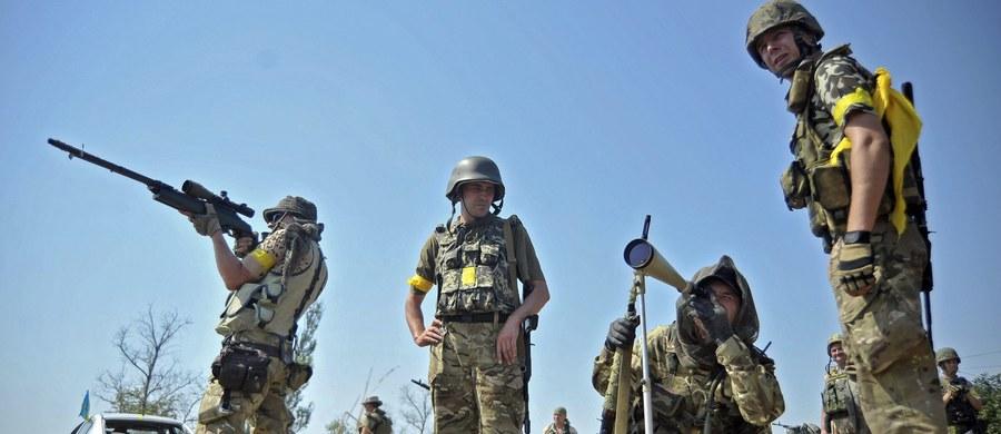 Szef MSW Ukrainy: 500 weteranów walk w Donbasie popełniło samobójstwo