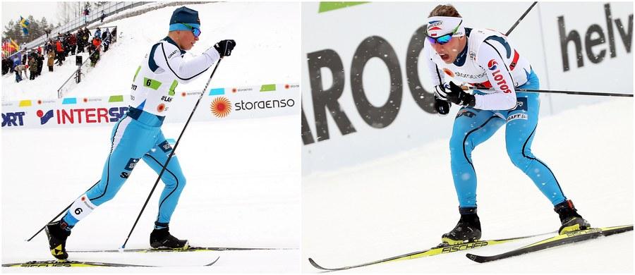 Dominik Bury i Maciej Staręga zajęli ostatnie, 10. miejsce w finale sprintu drużynowego stylem klasycznym na MŚ w Lahti. O wyjątkowym pechu mówić mogą reprezentanci Finlandii i Norwegii, którzy zderzyli się na ostatnich metrach przed metą! W efekcie po złoto sięgnęli Rosjanie Nikita Kriukow i Siergej Ustjugow.