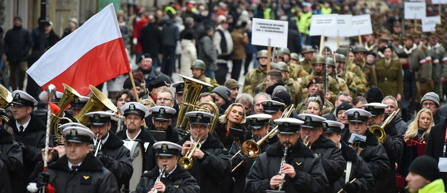 Naszym celem było przywrócić i zachować pamięć o Żołnierzach Wyklętych - mówiła szefowa Instytutu im. Piłsudskiego dr Iwona Korga, współorganizatorka niedzielnego biegu Tropem Wilczym w Nowym Jorku. Wzięło w nim łącznie udział ponad 250 osób.