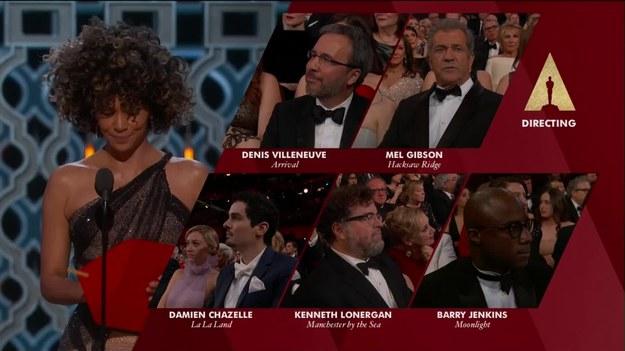 """Podczas tegorocznej gali rozdania Oscarów, statuetkę w kategorii najlepszy reżyser otrzymał Damien Chazelle za film """"La La Land"""". Reżyser podziękował przede wszystkim pozostałym nominowanym twórcom, a także swojej partnerce. 32-latek jest najmłodszym reżyserem w historii, który otrzymał Oscara."""