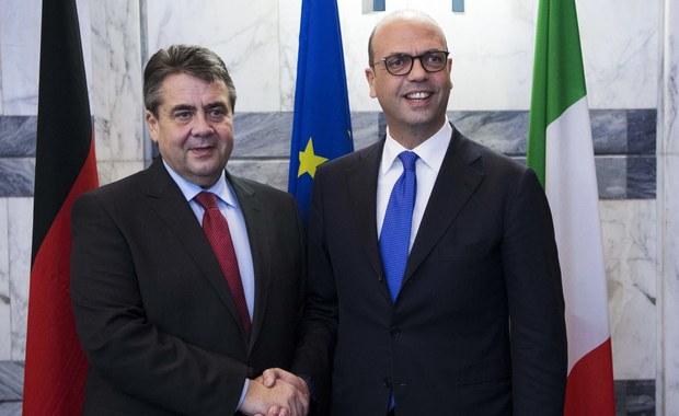 Szef niemieckiej dyplomacji Sigmar Gabriel oświadczył w Rzymie, że Włochy, Francja i Grecja potrzebują więcej pomocy od UE w zmaganiach z bezrobociem oraz z kryzysem migracyjnym. Gabriel rozmawiał o tym z szefem MSZ Włoch Angelino Alfano.