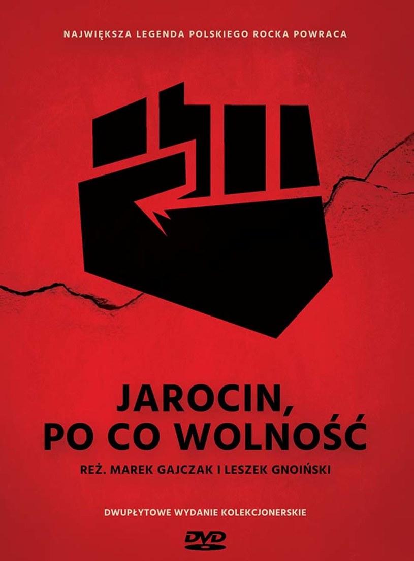 """Do sprzedaży trafiło dwupłytowe DVD zawierające dokumentalny film """"Jarocin, po co wolność"""". - Najważniejszą jest muzyka, która opowiada o świecie poza Jarocinem - mówi Interii Leszek Gnoiński, współtwórca filmu."""