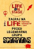 Life Festival Oświęcim 2017: Rusza Life On Stage - zagraj przed grupą Scorpions