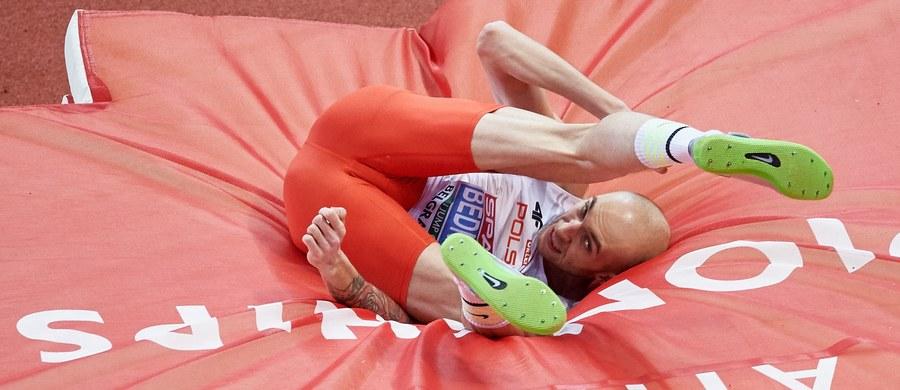 Sylwester Bednarek (RKS Łódź) skoczył wzwyż 2,32 i wywalczył w Belgradzie tytuł halowego mistrza Europy. To jego największy sukces od 2009 roku, kiedy jako 20-latek zdobył w Berlinie brązowy medal lekkoatletycznych mistrzostw świata.