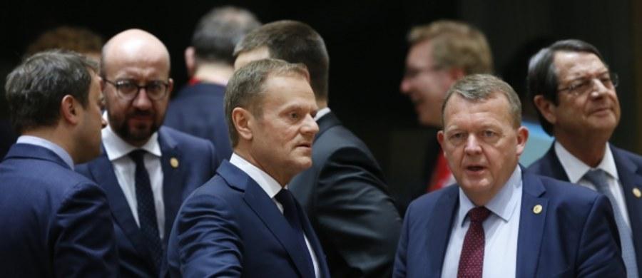 Dziękuję za solidarność - mówił do unijnych przywódców Donald Tusk tuż po wyborze na drugą kadencję przewodniczącego Rady Europejskiej. Deklarował przy tym, że będzie pracował z wszystkimi z nich bez żadnych wyjątków.