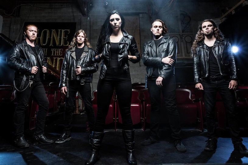 Heavymetalowa grupa Unleash The Archers z Kanady wyda w czerwcu czwarty album.