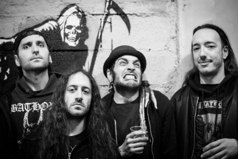 Już w marcu światło dzienne ujrzy nowa płyta death / grindowej grupy Haemophagus z Sycylii.