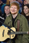 "Ed Sheeran: Rihanna odrzuciła utwór ""Love Yourself"""