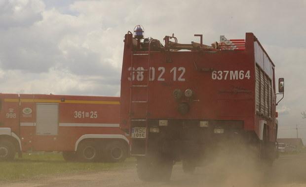 Już ponad 8200 pożarów traw wybuchło w kraju od początku roku - alarmują strażacy i apelują o niewypalanie nieużytków. Jest to karalne i szkodliwe dla środowiska, a celowe wypalanie może skutkować odebraniem rolnikom dopłat unijnych.