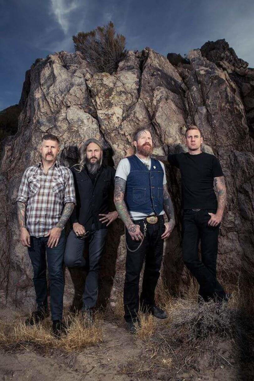 """""""Show Yourself"""" - to teledysk, którym Amerykanie z Mastodon promują swoją nową płytę """"Emperor Of Sand""""."""