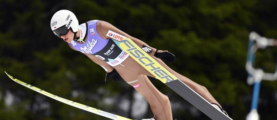 Piotr Żyła został nowym nieoficjalnym rekordzistą Polski w długości skoku na nartach. Rekord udało się pobić na mamuciej skoczni w Vikersund podczas serii próbnej przed konkursem drużynowym - informuje dziennikarz RMF FM Patryk Serwański.