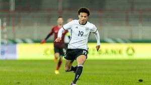 Piłka nożna - mecz towarzyski reprezentacji do lat 21: Niemcy - Portugalia