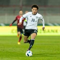 Piłka nożna - mecz towarzyski reprezentacji do lat 20: Niemcy - Szwajcaria