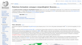 Państwa formalnie uznające niepodległość Kosowa – Wikipedia, wolna encyklopedia