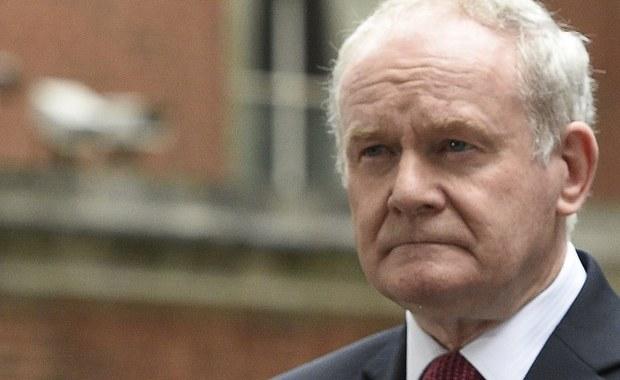 W wieku 66 lat zmarł były zastępca pierwszego ministra Irlandii Północnej oraz były dowódca IRA Martin McGuinness. Według portalu BBC News polityk cierpiał na rzadką chorobę serca.