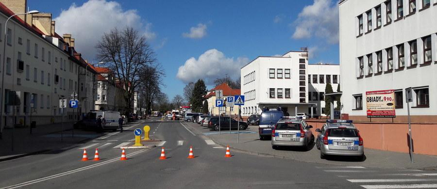 W budynku Sądu Okręgowego w Koszalinie saperzy nie znaleźli żadnego ładunku wybuchowego - poinformowała PAP miejscowa policja. Na wniosek sanepidu w środę sąd będzie zamknięty.