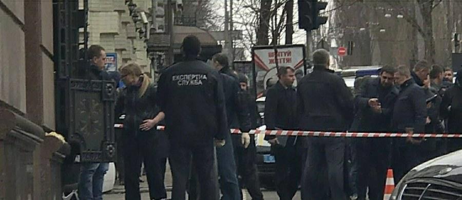 W centrum stolicy Ukrainy, Kijowa, zastrzelono byłego deputowanego do rosyjskiej Dumy Państwowej Denisa Woronienkowa, który pod koniec ubiegłego roku zrzekł się obywatelstwa rosyjskiego i przyjął paszport ukraiński.