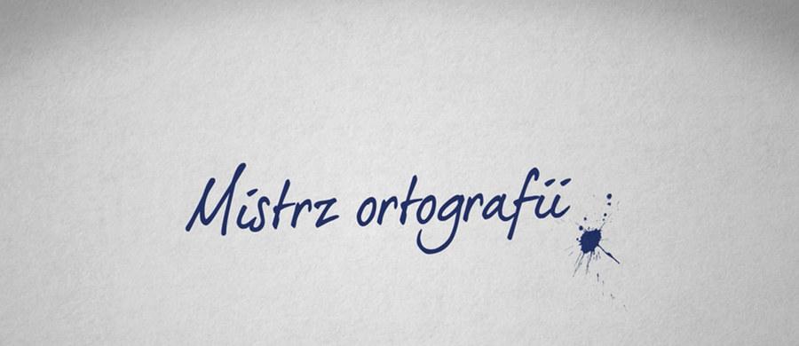 """""""Osoby, które układają dyktanda, mają ulubione formy. I często ich używają. Chodzi o to, by w tekście nagromadzić takie wyrazy, które są do siebie podobne, ale są pisane są inaczej. Chodzi o tzw. homofony"""" - zdradza dr hab. Mirosława Mycawka z Katedry Współczesnego Języka Polskiego Uniwersytetu Jagiellońskiego."""