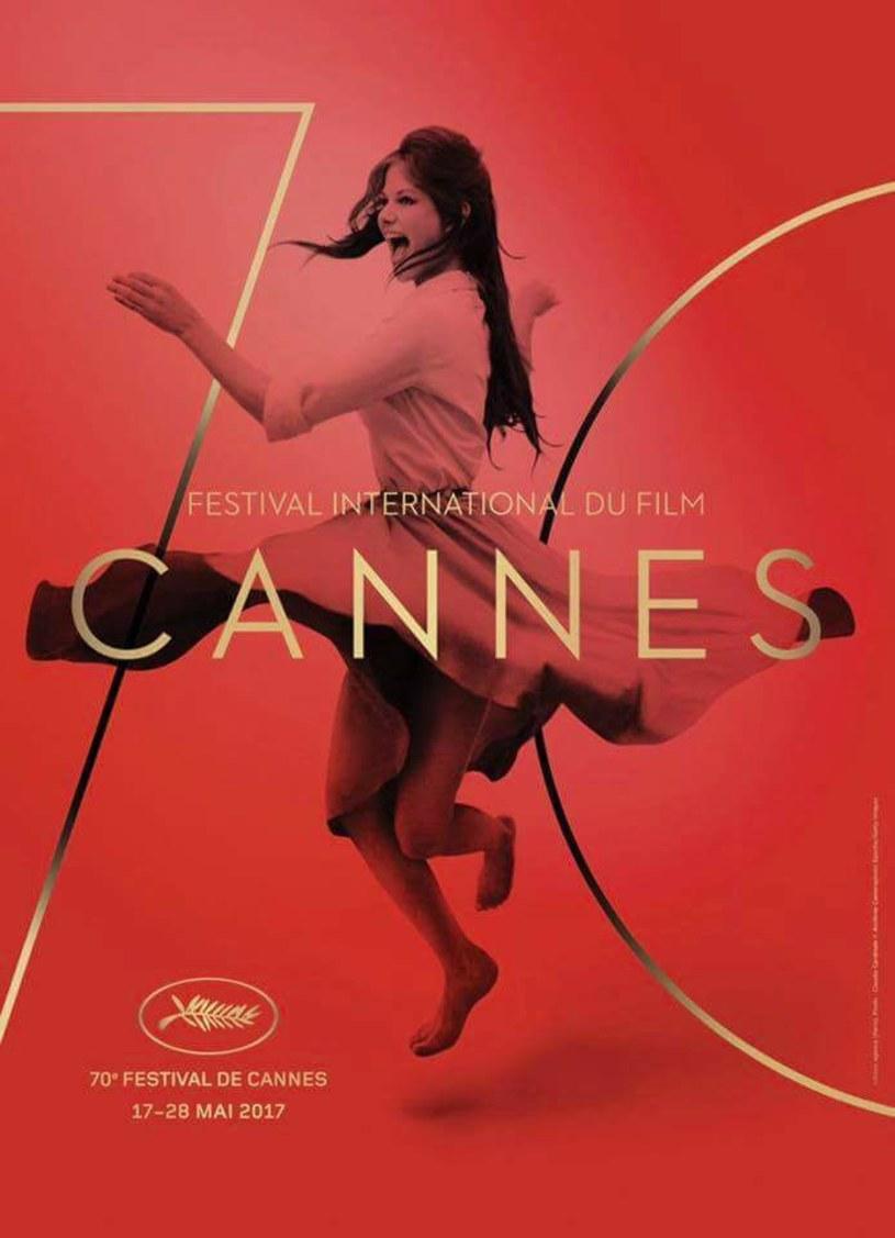 Właśnie zaprezentowano oficjalny plakat jubileuszowego, 70. festiwalu filmowego w Cannes. Znalazła się na nim młodziutka Claudia Cardinale.