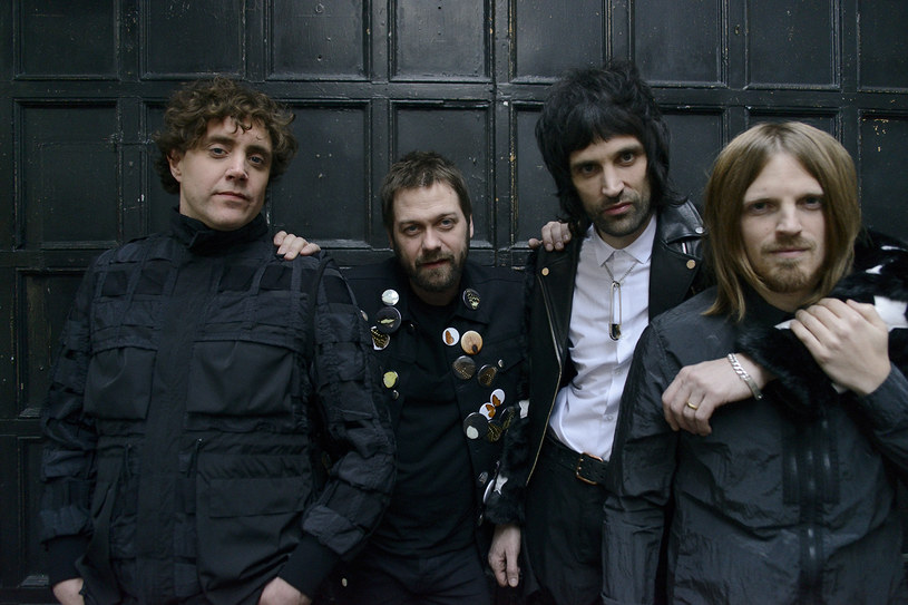 """Zespół Kasabian opublikował teledysk do """"You're In Love With A Psycho"""" - pierwszego singla zapowiadającego ich nowy album """"For Crying Out Loud"""", który ukaże się 28 kwietnia."""